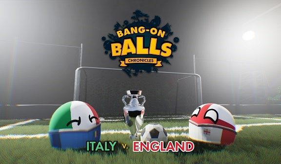 Bang-On Balls: Chronicles euro 2021 soccer mini game