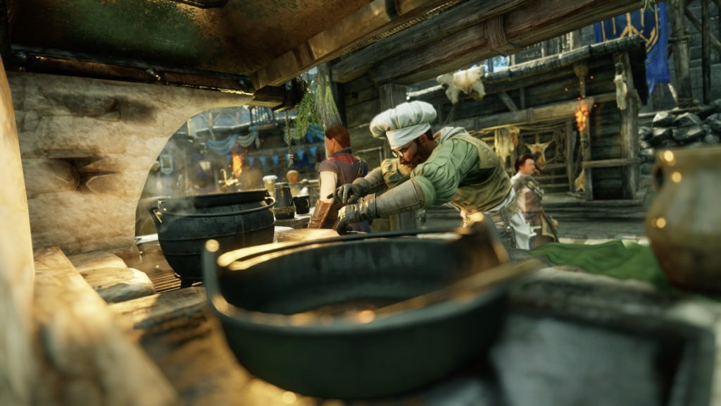 new world cooking