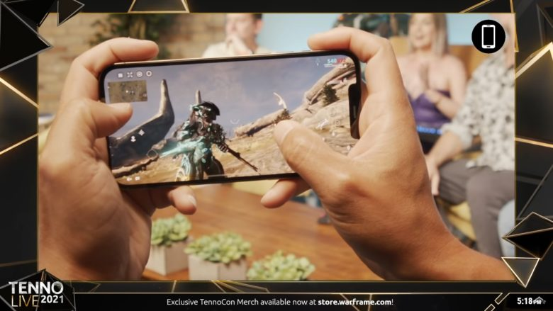Warframe Is Coming To Mobile
