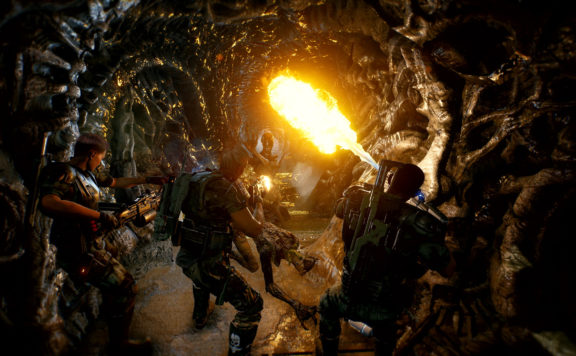 Aliens Fireteam Elite - Check Out PC System Requirements