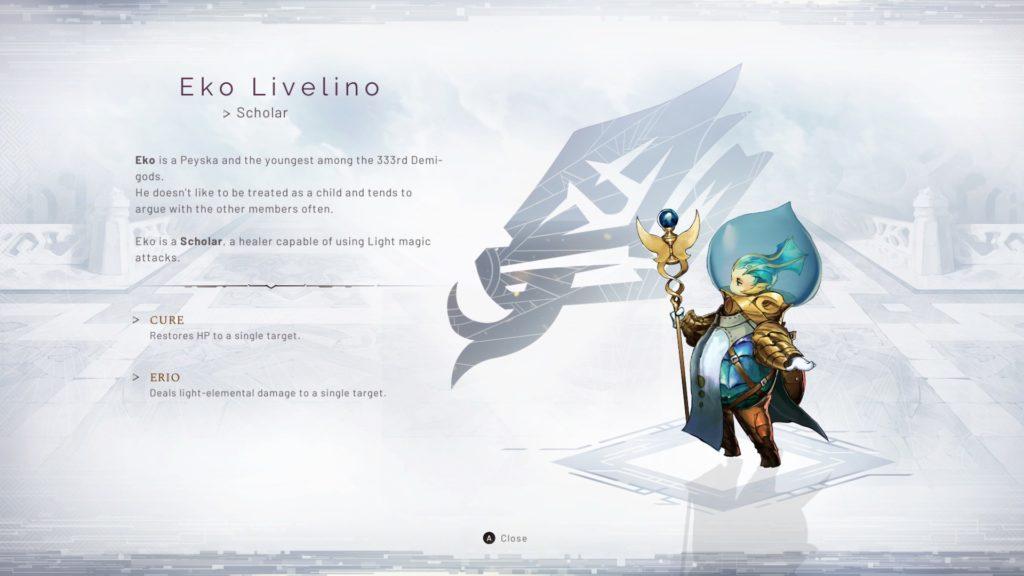 Astria Ascending Eko Livelino