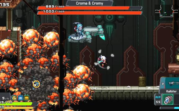 CRITADEL - New Platformer Roguelike Announcement Trailer