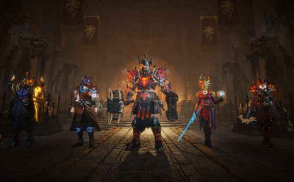 Diablo Immortal Release Has Been Moved to 2022