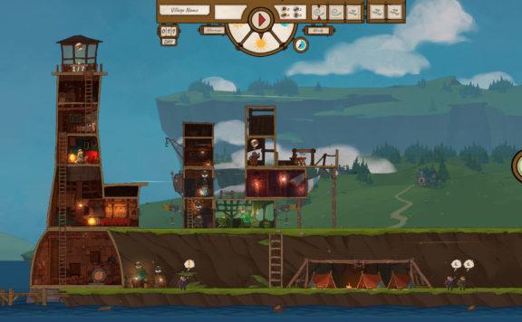 Diluvian Winds - Gameplay Trailer