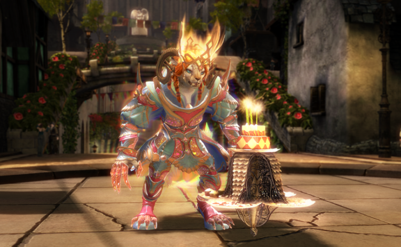 Guild Wars 2 - Check Out Cool Infographic Dedicated To Nine Years of the Game