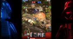 LEGO Star Wars Battles screenshot - Lego Star Wars Is Getting A Mobile Strategy game