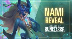 Legends of Runeterra - Nami Champion Reveal Trailer