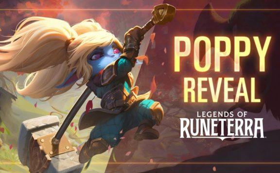 Legends of Runeterra - Poppy Champion Reveal