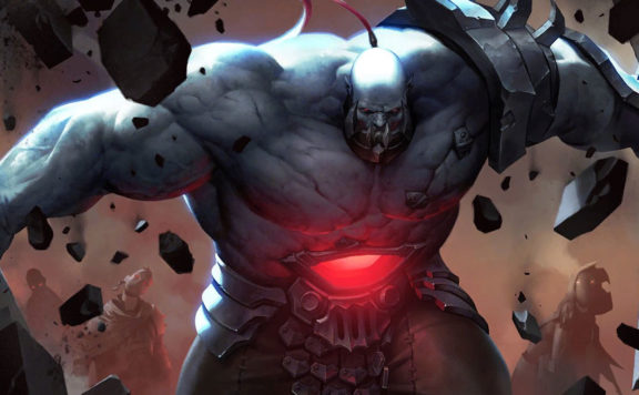 Legends of Runeterra - Sion Champion Reveal Trailer