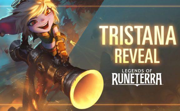 Legends of Runeterra - Tristana Champion Reveal Trailer