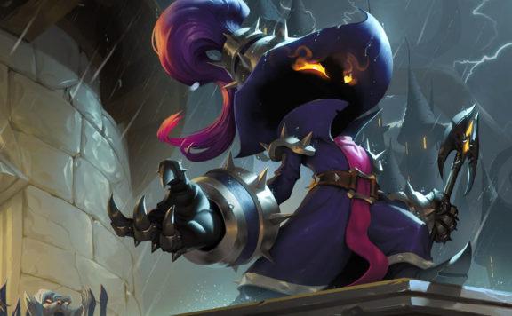 Legends of Runeterra - Veigar Champion Reveal