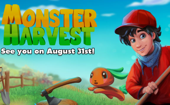 Monster Harvest Launch Moved to August 31st