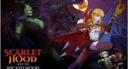 Scarlet Hood And The Wicked Wood Banner