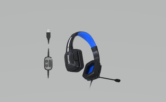 Philips Has Unveiled Two New Gaming Headsets
