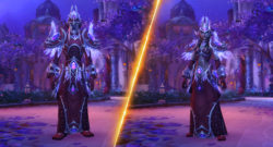 WoW Shadowlands - New Customization Options for Allied Races Coming in Patch 9.1.5