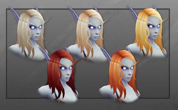 World of Warcraft - Development Update & Patch 9.1.5 Customization Preview