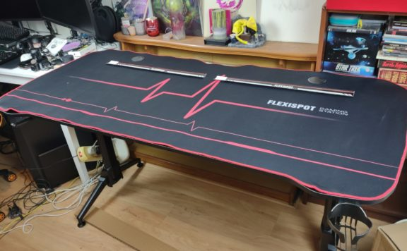 Flexispot Ergonomic Gaming Desk Review