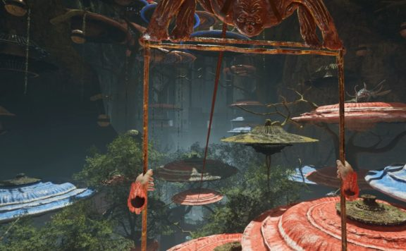 Rhythm of the Universe: Ionia Enters The Jungle on 23 September