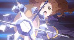 KonoSuba: Fantastic Days character casting a spell