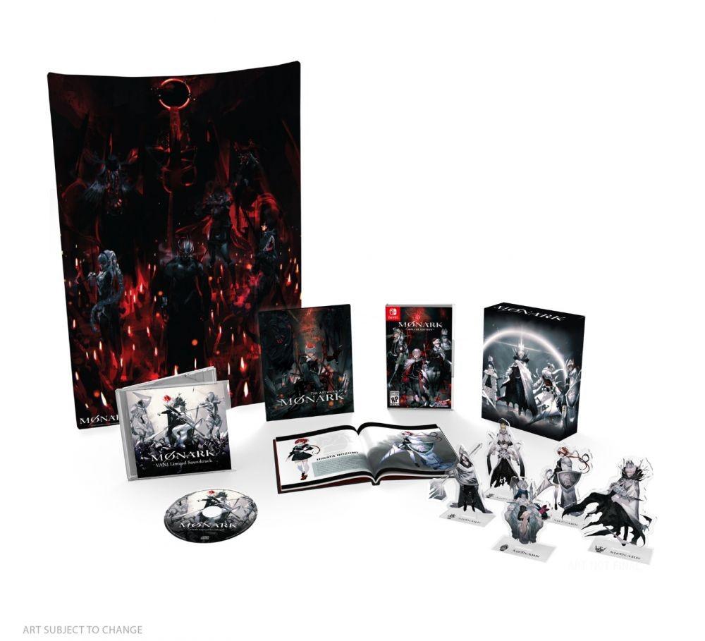 monark Limited Edition set