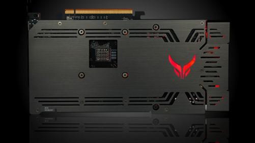 AMD RX 6600XT Red Devil Card