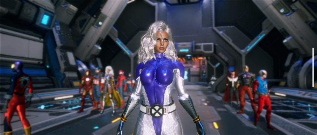 Marvel Future Revolution Getting Started Tips -a picture of Storm