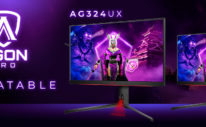 Get The Best View With Two New AOC Gaming Displays - two monitors