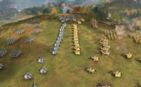 Age of Empires IV Showed Off a Multiplayer Match