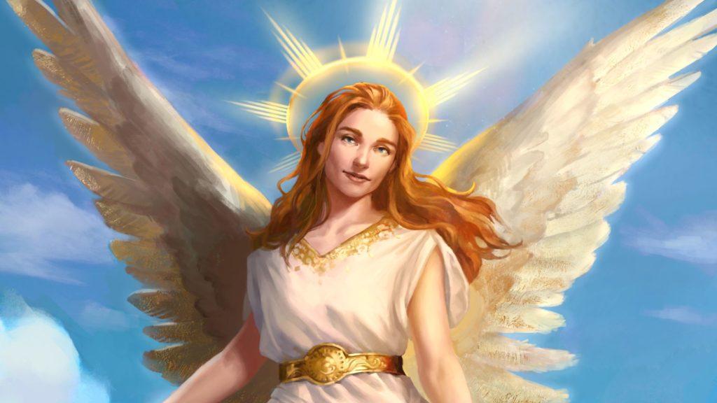 PF: WotR - Angel Mythic Path