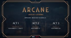 Arcane Shared the Official Trailer & Release Date