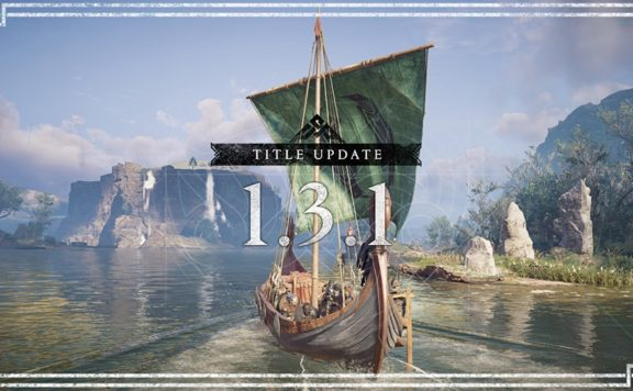 Assassin's Creed Valhalla - Title Update 1.3.1 Is Now Live