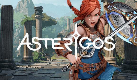 Asterigos - Action RPG Shares Official Trailer