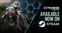 Crysis Remastered Is Now Available on Steam