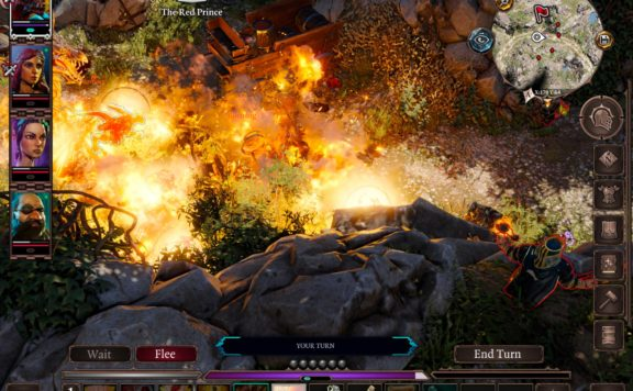 Ipad Owners Can Now Take Divinity Original Sin 2 Games Home With Cross-Save Patch - ipad screenshot