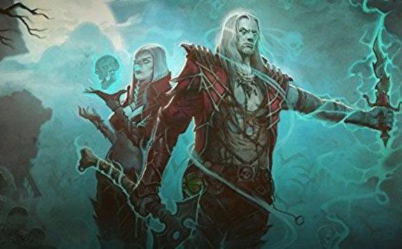 Diablo II Resurrected - Necromancer Class Trailer