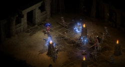 Diablo II Resurrected Shared Amazon Class Trailer
