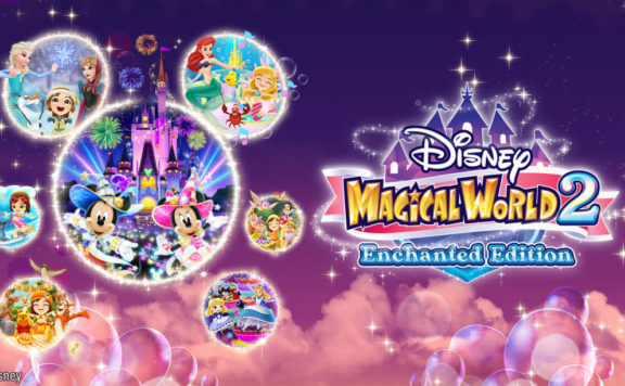 Disney Magical World 2 Enchanted Edition Comes to Switch This Holiday Season