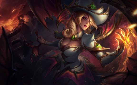 League of Legends Teases New Skins For Halloween & Arcane Character Posters