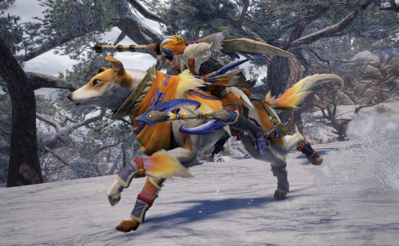 Monster Hunter Rise Is Coming to PC on January 12, 2022