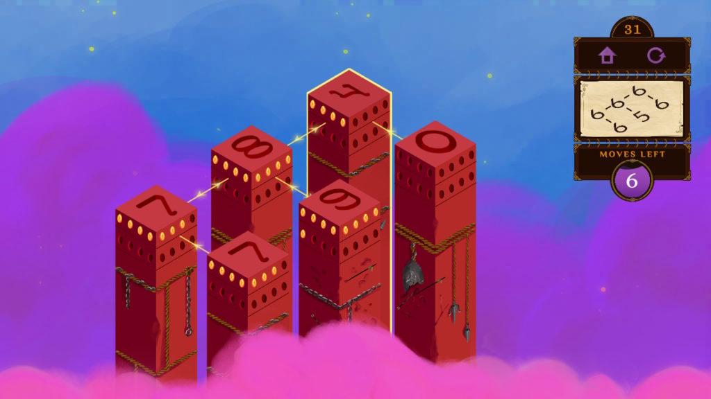 Mystic Pillars Tough One