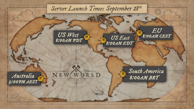 New World - Devs Respond to Concerns About Global Names