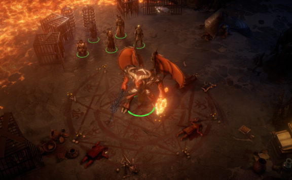 Pathfinder WoTR - Patch 1.0.1c Is Now Live for Windows PC