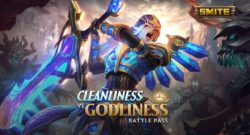 SMITE Cleanliness vs Godliness Battle Pass Is Available Now!