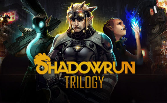 Shadowrun Trilogy Collection is Coming to Nintendo Switch in 2022