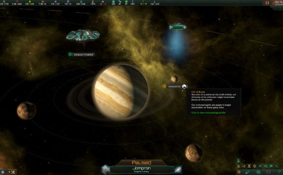 Stellaris Console Edition - Ancient Relics Arrive September 30th