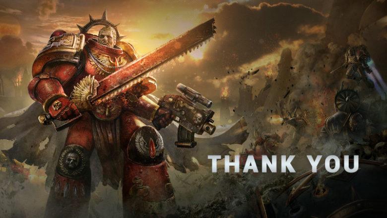 Warhammer 40,000 Eternal Crusade Is Now Officially Shut Down