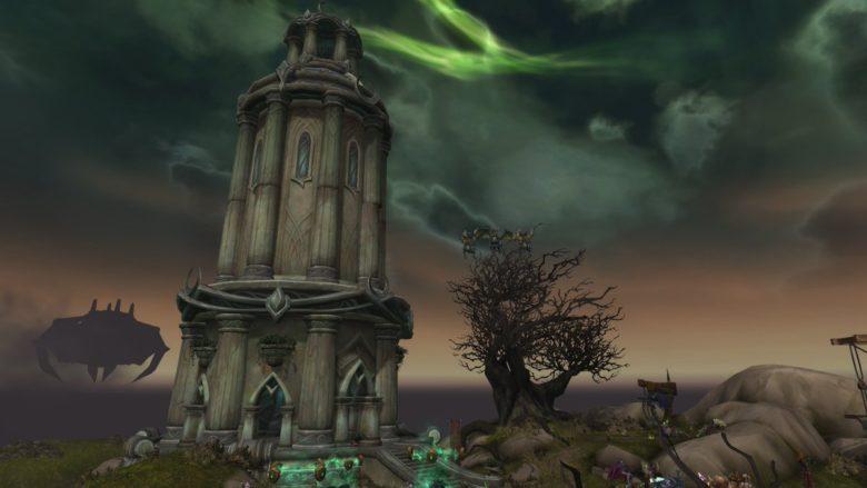 WoW Shadowlands - Mage Tower Returns in 9.1.5 With Legion Timewalking & New Rewards