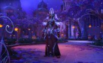 WoW Shadowlands - Nightborne Will Get Their Hand Glow Customization in 9.1.5