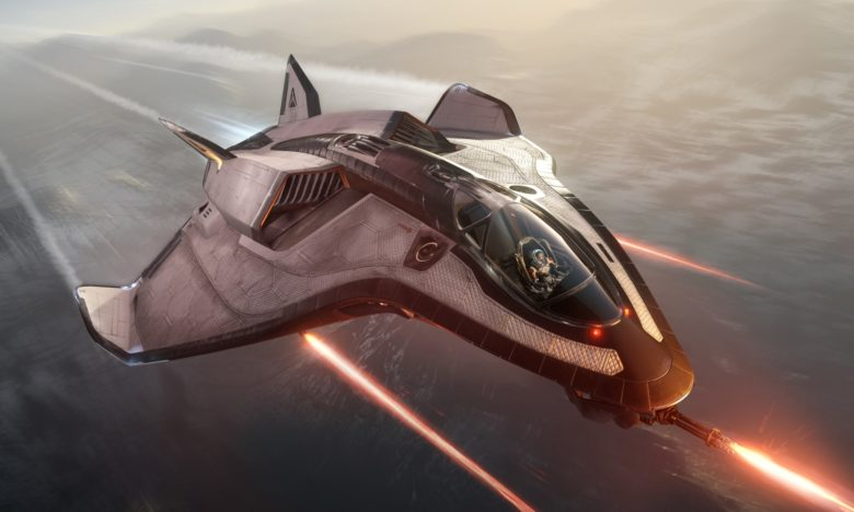 Play Star Citizen For Free In The Annual Ship Showdown Celebration - avenger titan ship