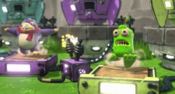 My Singing Monsters Playground Partying Onto PP And Console In November - screenshot of monsters in game